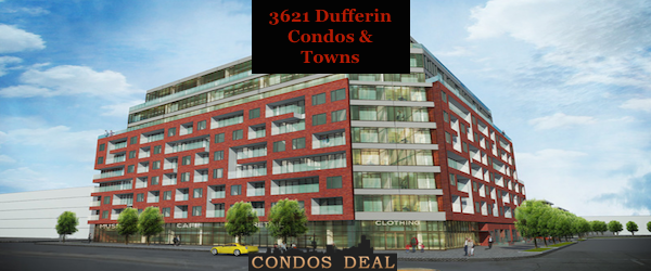 3621 Dufferin Condos & Towns