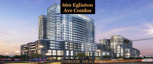 660 Eglinton Ave Condos