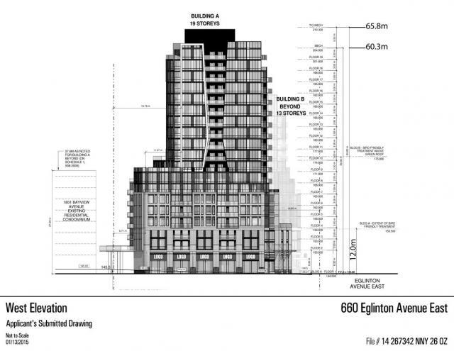 660 Eglinton Ave East Condos