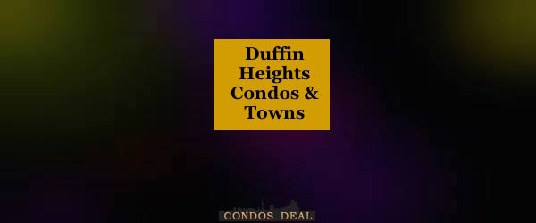 Duffin Heights Pickering Vip Access Amp Floor Plans