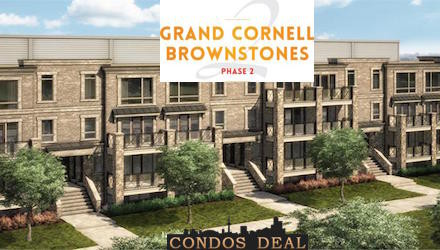 Grand Cornell Brownstones Phase 2