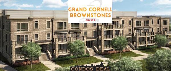 Grand Cornell Brownstones Phase 2