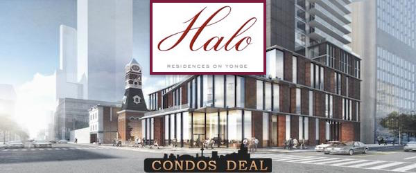 Halo Residences On yonge Condos