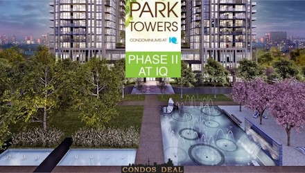 PARK TOWERS CONDOMINIUMS AT IQ PHASE 2