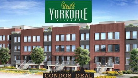 Yorkdale Village Towns