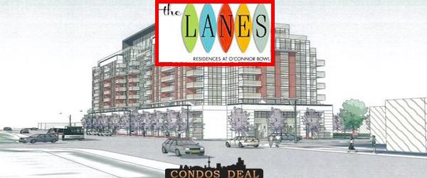 The Lanes Condos