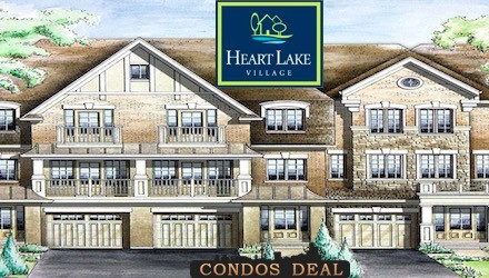 Heart Lake Village Towns