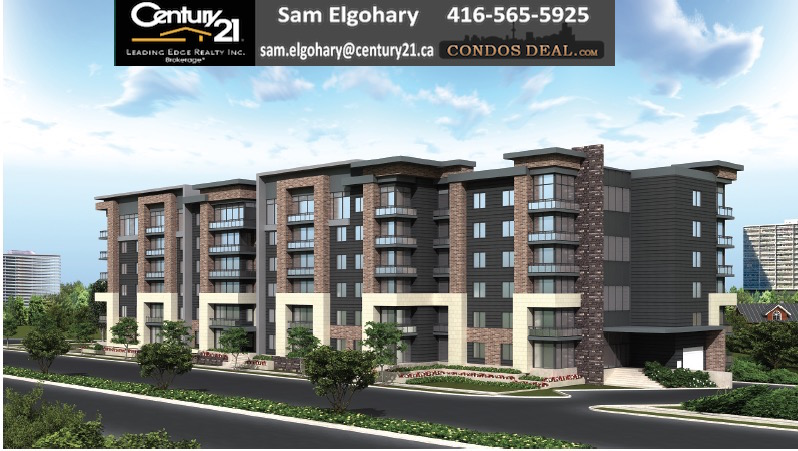 Sweetlife Condos Rendering