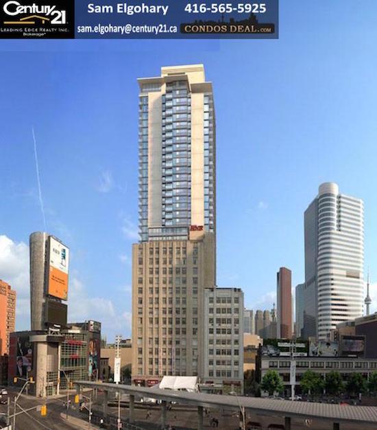 HNR Dundas Square Tower