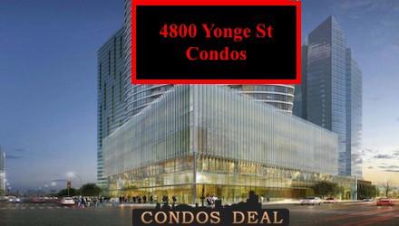 4800 Yonge St Condos