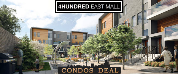 4HUNDRED EAST MALL Town Homes