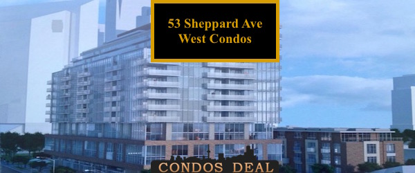 53 Sheppard Ave West Condos