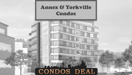 Annex & Yorkville Condos www.CondosDeal.com