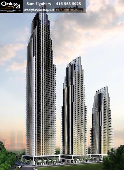 Edge Towers Rendering 2