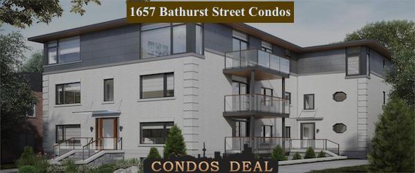 1657 Bathurst Street Condo