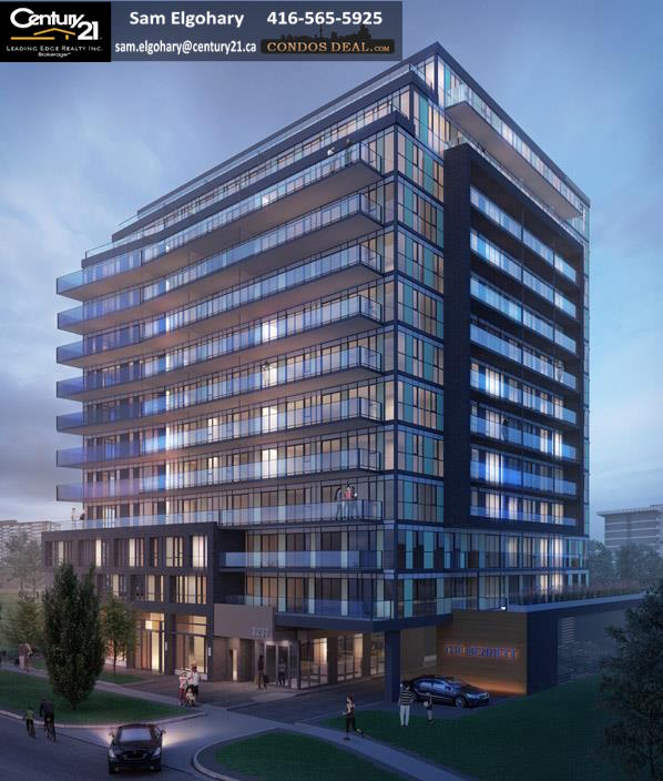 The Bennet on Bayview rendering
