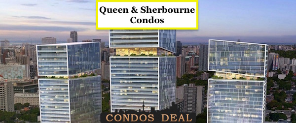 Queen & Sherbourne Condos