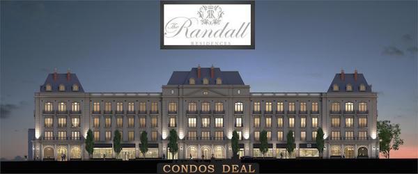 The Randall Residences Oakville Vip Access Condos Deal