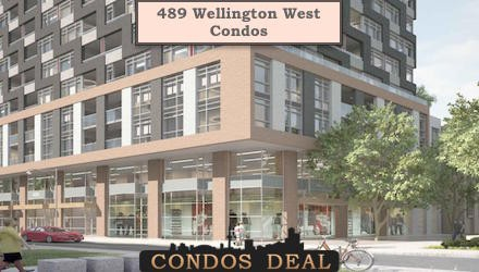 489 Wellington West Condos
