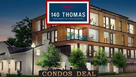 140 Thomas Condos