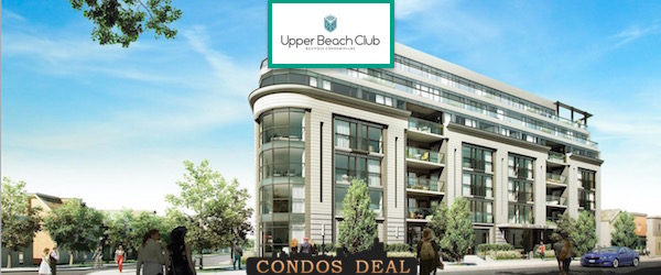 Upper Beach Club Condos
