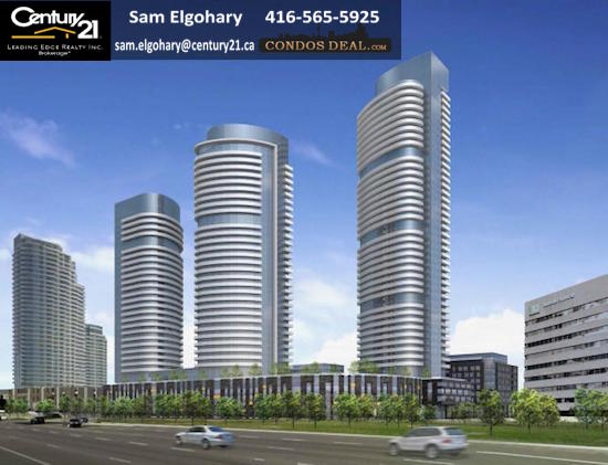 Valhalla Town Square Condos & Towns Rendering