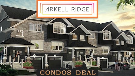 Arkell Ridge Towns