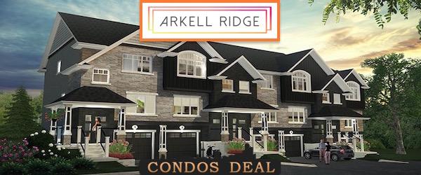 Arkell Ridge Towns