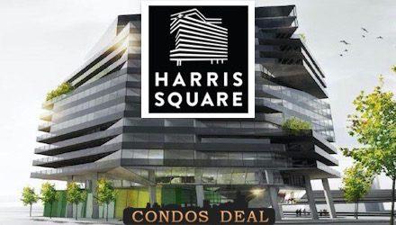 Harris Square Condos