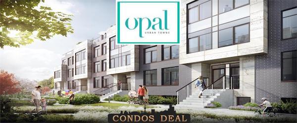 Opal Urban Towns