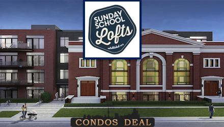 Sunday School Lofts
