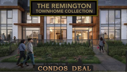 The Remington Townhome Collection