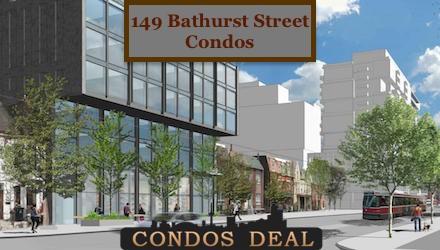 149 Bathurst Street Condos