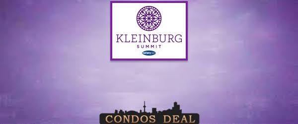 Kleinburg Summit Towns and Homes