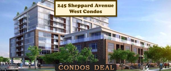 245 Sheppard Avenue West Condos