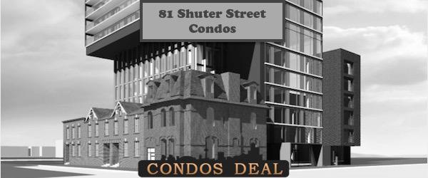 81 Shuter Street Condos