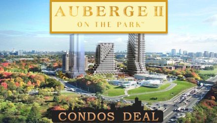Auberge II On The Park Condos