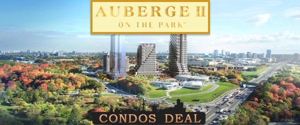 Auberge II On The Park Condos