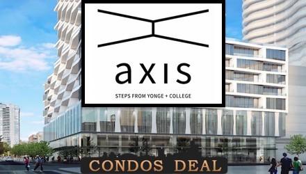 axis condos