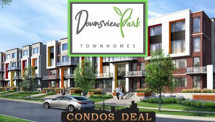 Downsview Park Towns