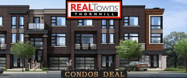 Real Towns Thornhill Vaughan Vip Access Condos Deal