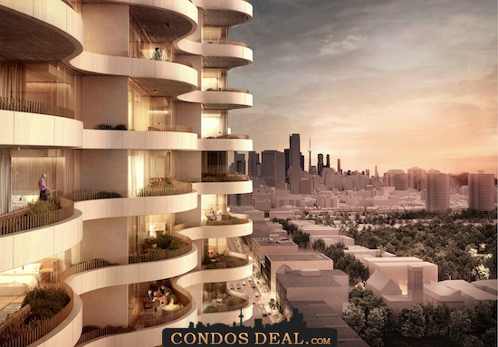 The Clair Residences Rendering 2