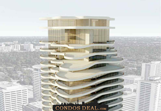 The Clair Residences Rendering 3