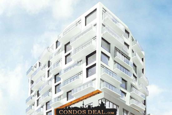 The Forest Hill Condos Rendering 3