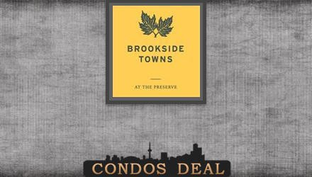 Brookside Towns at the Preserve