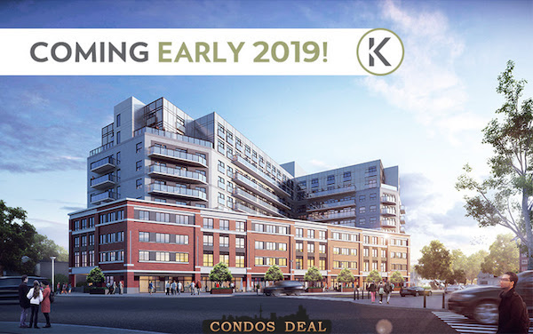 Sage Kingston Condos Rendering