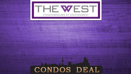 The West Condominiums at Stationwest