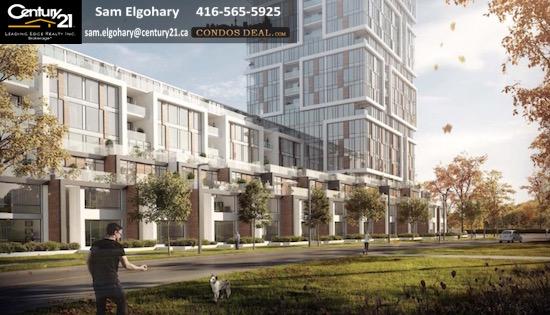 1 Eglinton Square Condos Rendering 5