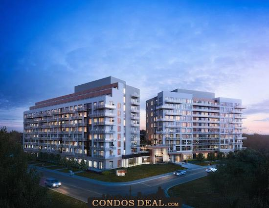 NEXT Phase - Elgin East Condos & Towns Rendering
