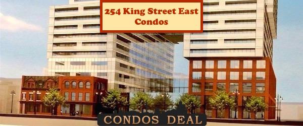 254 King Street East Condos